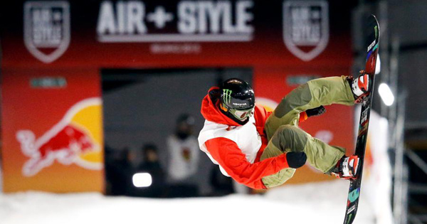 Air & Style 2015 snowboarding event kicks off in Beijing
