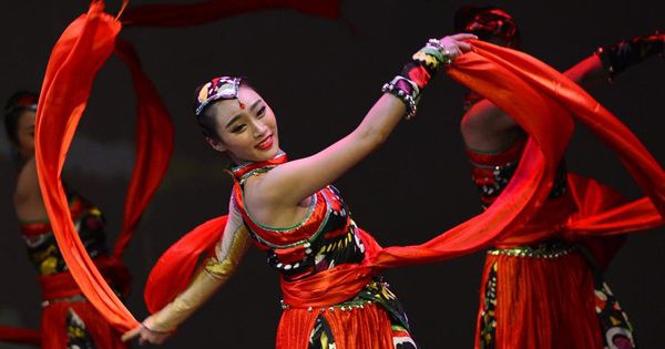 Chinese Lunar New Year Gala held in New York
