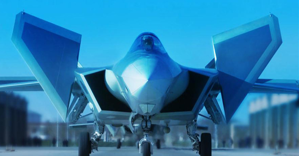 J-20 stealth jet put into air force combat service