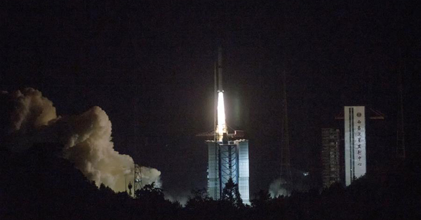 China launches relay satellite to explore Moon