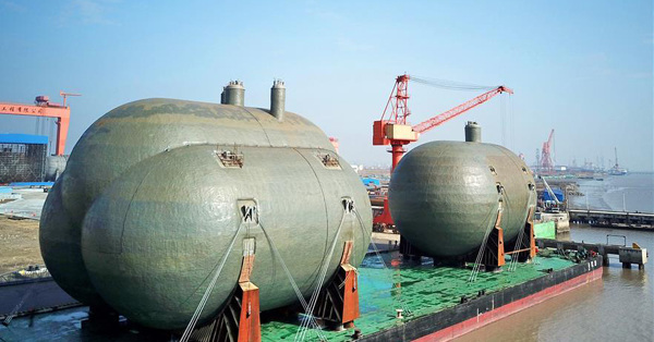 Homegrown type C tanks to be transported to North China