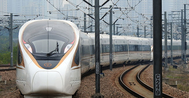 New Fuxing bullet trains on new routes