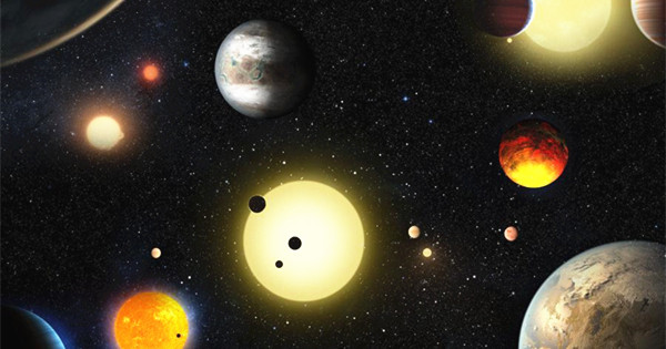 Number of exoplanets doubles as NASA confirms 1,284 new worlds