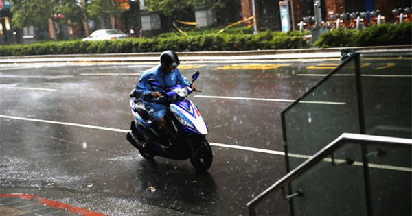 Typhoon Megi leaves 4 dead, 268 injured in Taiwan