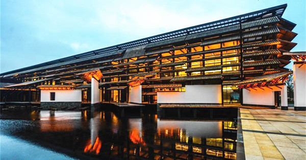 World Internet Conference to be held in Wuzhen