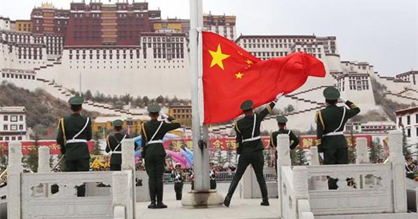 Tibetans celebrate Serfs Emancipation Day