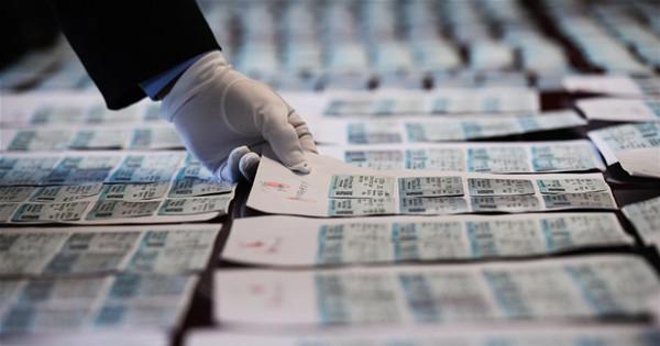 Nanjing police bust fake train ticket ring
