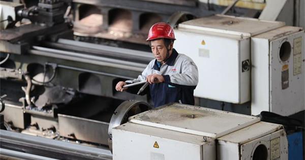 Pic story: NPC deputy Mi Zhongyi