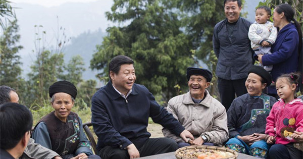 Newly-elected President Xi steers China toward prosperity