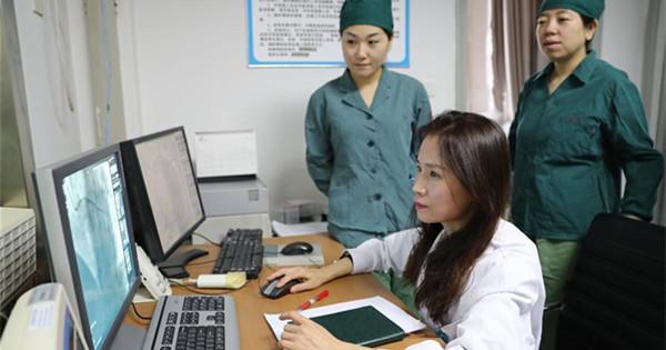 Pic story: NPC deputy Li Lu