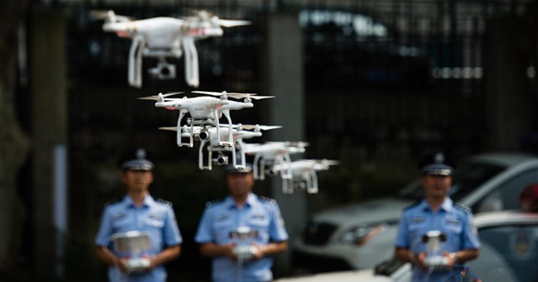 2015: The dawn of the drone age