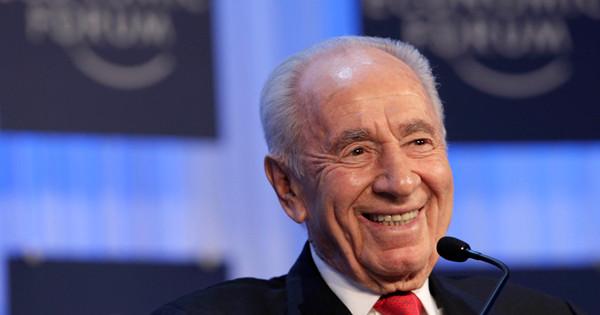 Former Israeli president Shimon Peres dies at 93