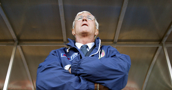 World Cup-winning coach Lippi appointed China manager