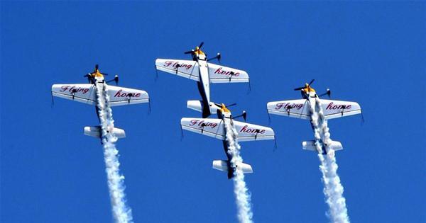 5-day air show kicks off in Henan