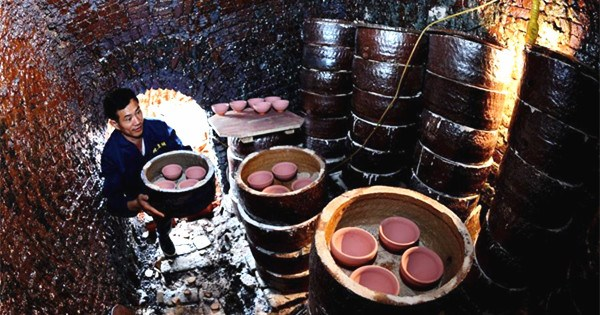 Technique of making Jianzhan porcelain