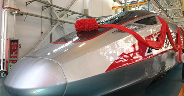 New bullet trains to depart on Monday