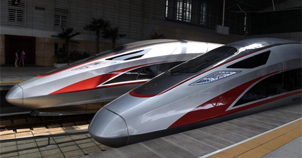 Fuxing put into operation on Beijing-Tianjin Intercity Railway