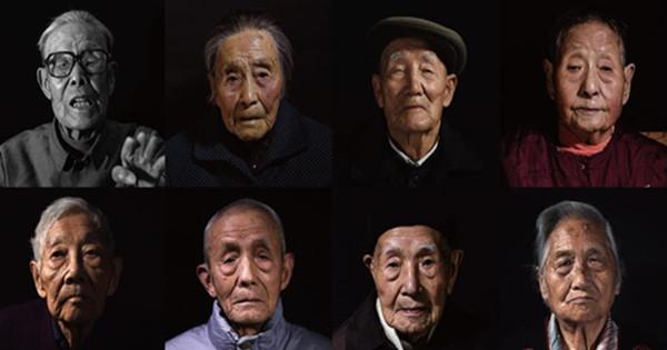 Survivors of Nanjing Massacre