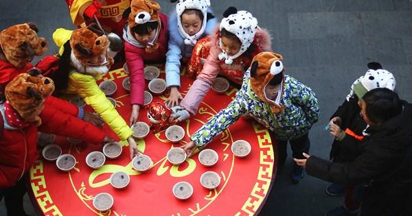 Food fest for the Spring Festival