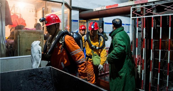 32 people confirmed dead in colliery gas explosion in N. China
