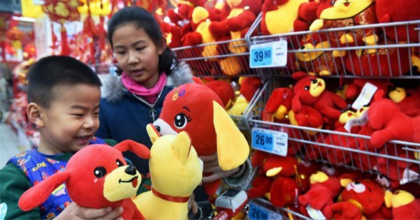 China brimming with festive atmosphere as Spring Festival nears