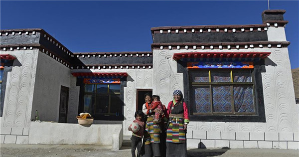 89.6% of houses for villagers reconstructed in quake-hit Tibet