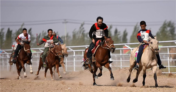 Nadam Fair kicks off in N China