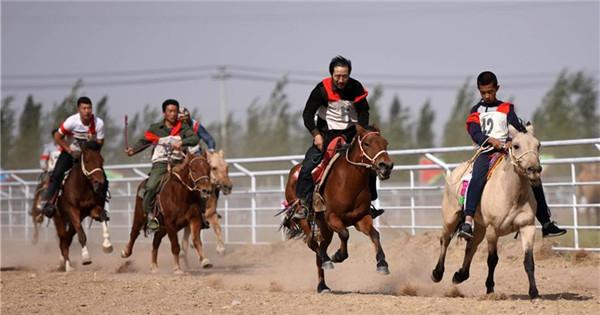 Nadam Fair kicks off in N China