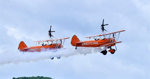 AOPA-China Fly-In 2017 air show opens in SW China