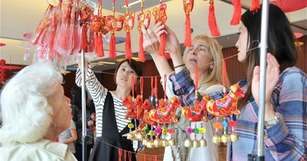Chinese Lunar New Year celebrations held in Texas