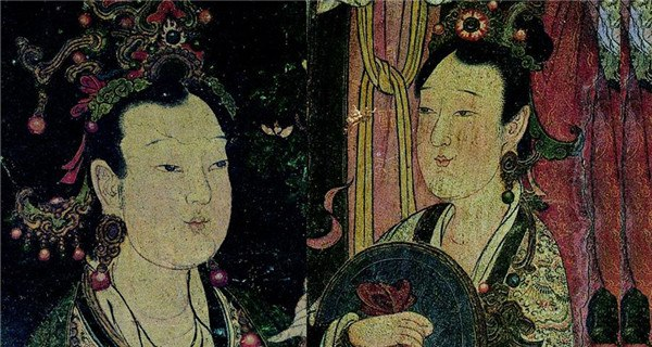 Frescos from Ming Dynasty glimmer in 500 year-old Fahai Temple