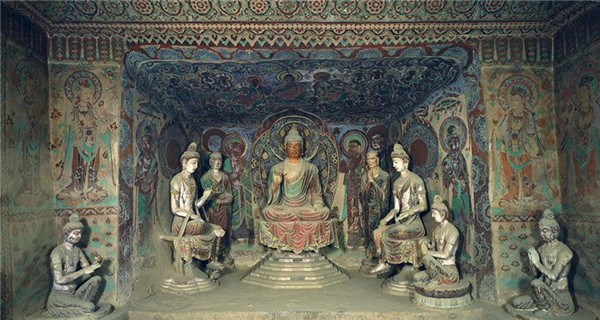 Enchanting Dunhuang shines in Gansu