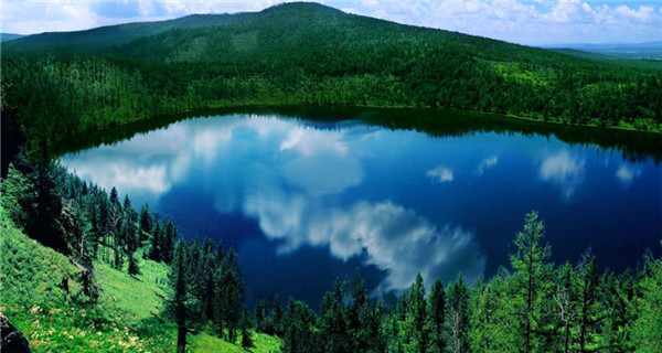 Mirrors from Heaven: Tianchi Lakes in Arxan