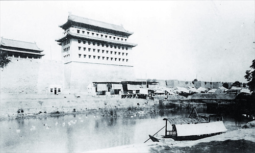 Let the right one in, Beijing's city gates: portal to the past(2