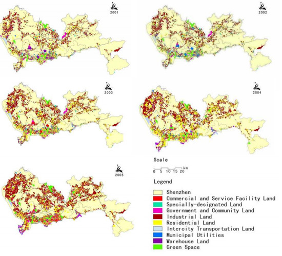 Case Study: Mumbai - Contemporary Urbanisation