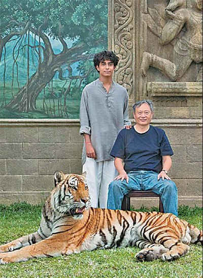 Life of pi offers food for thought headlines features for Life of pi characters