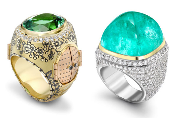 what are the most famous jewelry