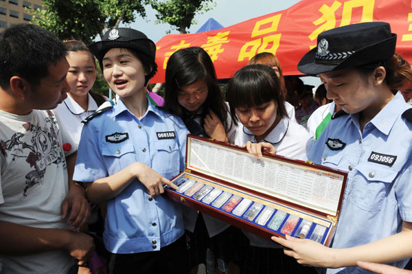 illegal drug trade in china The problem of illegal drugs is a different animal duterte made a promise during the presidential campaign in 2016 to get rid of corruption, drugs, and criminality in the country within three to six months.