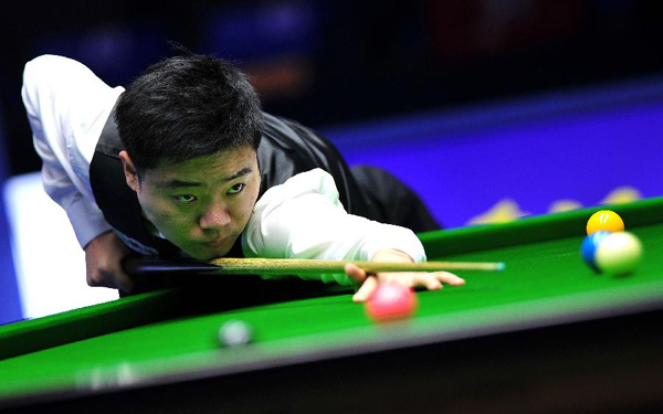 Mark allen beat stephen lee by an incredible 10-1 scoreline to win the haikou world open and his first ever ranking