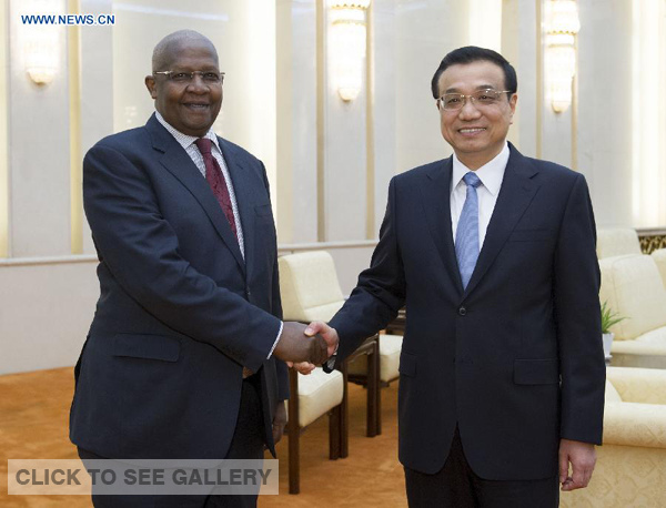 China, Africa Peace