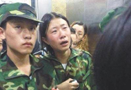 Military training brawl in Hunan spurs online outrage