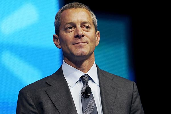 Greg Penner, chairman of Wal-Mart board of directors.