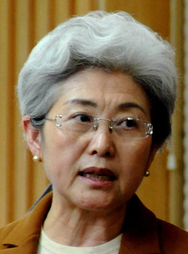 Fu Ying, the NPC Foreign Affairs Committee chairwoman