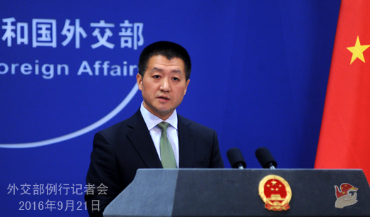 China urges India, Pakistan to keep restraint for regional peace
