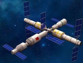 Scientific experiment apparatuses on Tiangong-2 put into operation