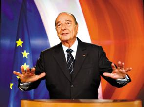 Family of ex-French President Jacques Chirac rejects rumor of his death
