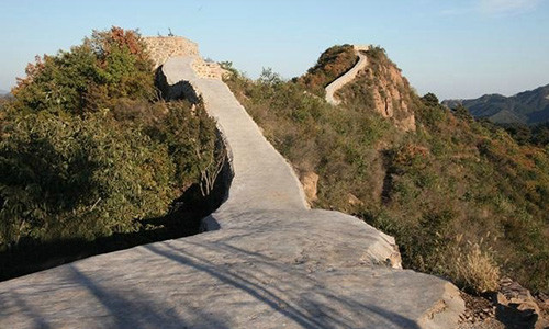 Chinese public appalled at Great Wall renovation