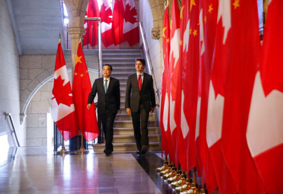 China ready to expand cooperation with Canada: Premier Li