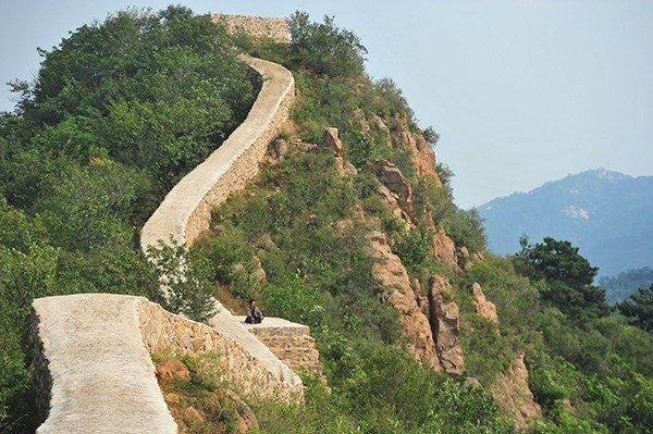 Authorities investigate controversial Great Wall restoration
