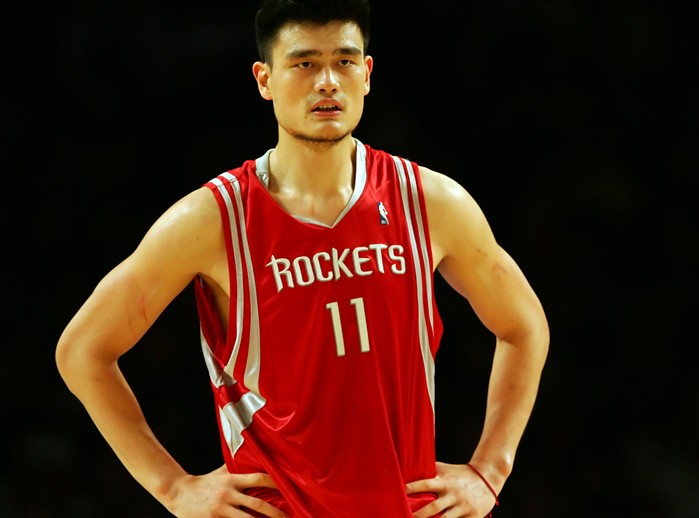 Rockets to retire Yao Ming's No. 11 jersey